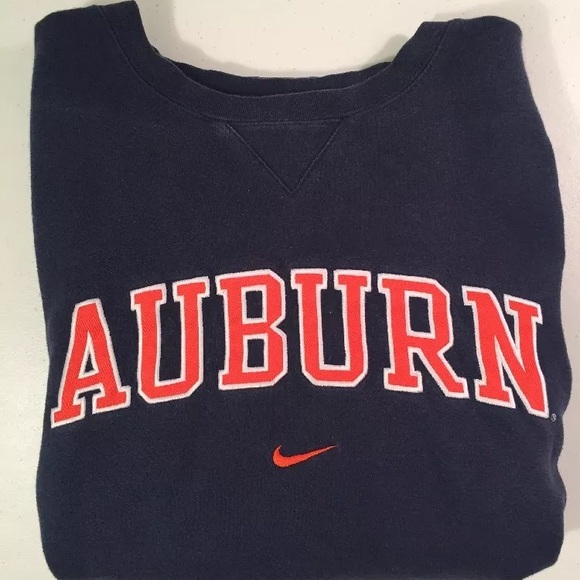 info for 2dc11 3a042 Nike Auburn Football Pullover Sweatshirt